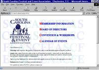 Home Page of South Carolina Festival & Event Association