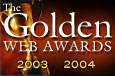 2003 Golden Web Award - Intl. Assn. of Webmasters and Designers