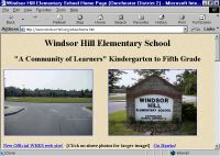 Windsor Hill Elementary School, Dorchester County District 2